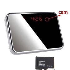 New Motion Remote HD Alarm Clock Camera DVR Digital Nanny Cam Video Record /w 8G