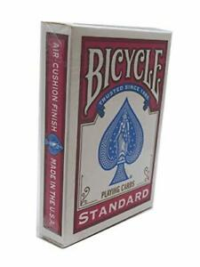 Bicycle Poker Deck - Fuchsia Back Playing Cards