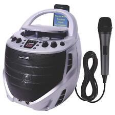 Karaoke USA GQ367 Portable CD+G Karaoke Player