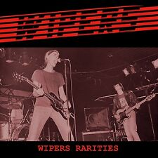 WIPERS - RARITIES  2 VINYL LP NEU