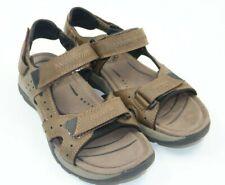 Earth Spirit Mens Brown Sport Sandals Shoes Size 11M