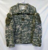 US Military Medium-Regular Uniform ARMY Digital Camo Fatigue Combat Coat Shirt