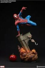 Sideshow Spider-Man Premium Format Figure OFFICIAL SAMPLE PIECE RARE!