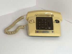 Vintage NFL Super Bowl XX Chicago Bears New England Patriots GTE Phone