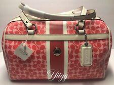 🌻 Coach 15132 Zip Satchel Handbag Bag Purse NEW AUTH🌻
