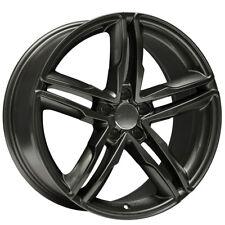 Wheelworld WH11 8x18 5x112 ET35 DGM+ dark gunm. Audi A6 Q3 Seat Skoda Yeti 57,1
