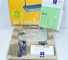 Netgear MR814 11 Mbps 4-Port 10/100 Wireless B Router - Used with Box