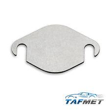46B. EGR valve blanking plate for Citroen C5 Peugeot 406 607 2.2 HDI DW12 TED4