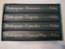 W Shakespeare The Complete Plays Set Classical Comedies Romances Tragedies Books