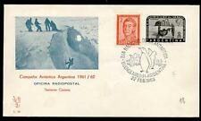 ARGENTINA - ARGENTINA - 1963 - BUSTA - Da Salta/Argentina