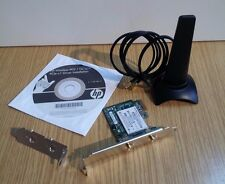 Hewlett Packard Tarjeta Wifi PCIe WLAN 802.11 b/g/n wpa2 FH971AA
