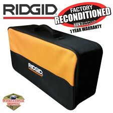 Ridgid 902048008 Contractor Bag fits 18-Volt X4 Drill Charger and Batteries Rec