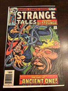 Strange Tales #186/Bronze Age Marvel Comic Book/Dr. Strange Clean Copy!