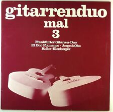 "12"" LP - Frankfurter Gitarren Duo - El Duo Flamenco - F896"