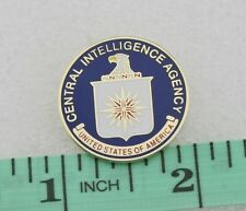US CIA Central Intelligence Agency Federal Government Lapel Hat pin tie tac