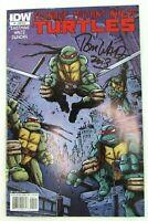 Teenage Mutant Ninja Turtles #1 RI A Eastman Variant 2011 IDW Comic Book Signed