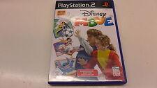 PlayStation 2 PS 2 EyeToy: Disney Move