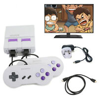 HDMI Retro Game Console 821 Built-in 1 Classic Games with 2 Controllers AU Plug