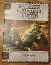 Dungeons & Dragons 3.5 Forgotten Realms The Twilight Tomb (2006, 1st print) (NM)