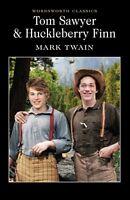 Tom Sawyer and Huckleberry Finn by Mark Twain(Paperback, 1992) Cheap Online Book