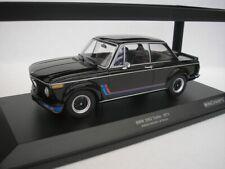 1 18 Minichamps BMW 2002 Turbo 1973 Black