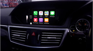 MERCEDES WIRELESS APPLE CARPLAY/ANDROID AUTO 2010-14 S CLASS W221 INCL INSTALL