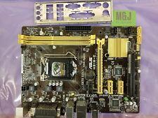 ASUS H81M-C Intel LGA1150 Motherboard DDR3-1600 USB 3.1 MicroATX SATA-III 6Gb/s