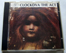 Clock DVA-The Act-ORIG. 1988 de interfisch if-Seth 008c CD M -/punk/Elektro