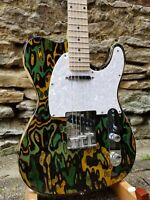 Wilhelm Guitars Custom Relic Finish Handmade Tele style Electric Guitar