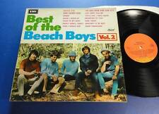 THE BEACH BOYS BEST OF BEACH BOYS VOL 2 capitol -1-1 Lp EX