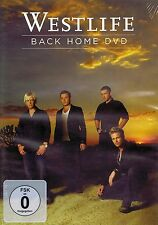 DVD NEU/OVP - Westlife - Back Home