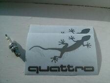 Audi Quattro  Decal Sticker A3 A4 A5 A6 S3 S4 S5 TT