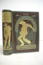1890 THE GOLDEN MAGNET Tale of the Land of The Incas *Indians*Illustrated