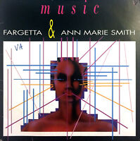 Fargetta & Ann Marie Smith CD Single Music - France (VG/VG+)