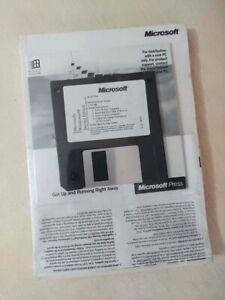 Microsoft Windows 98 SE (Second Edition) Operating System CD PLUS Floppy Disk