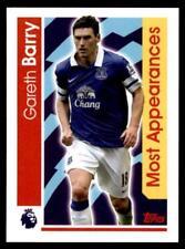 Merlin Premier League 2017 - Gareth Barry – Seasons in Premier League 3 No.167