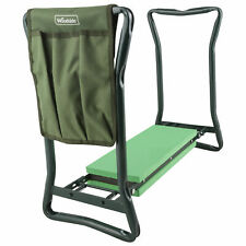 Woodside Portable Folding Foam Padded Knee Pad Kneeler Gardening Stool