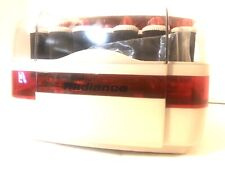 Revlon Radiance RVH230 Lighted Hot Rollers 20 With Clips And Instructions