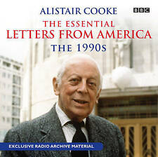 The Essential Letters From America: The 1990s : Reader) Alistair Cooke (Author