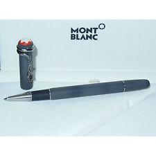 New Montblanc Rouge et Noir 1906 Rollerball Pen Black Hard Rubber Limited snake