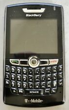 BlackBerry 8800 T-Mobile Black Cell Phone For Parts
