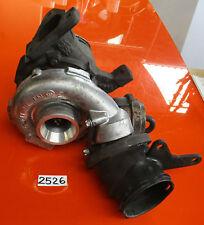 Turbolader GT 18U Mercedes Benz C220 CDI W203 Baujahr 7/2000 eBay 2526