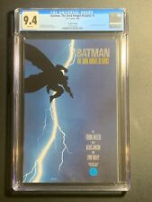 Batman: The Dark Knight Returns #1 CGC 9.4 (DC 1986) 2nd print 1st Carrie Kelly