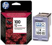 GENUINE AUTHENTIC HEWLETT PACKARD HP 100 GREY PHOTO INK CARTRIDGE C9368AE HP