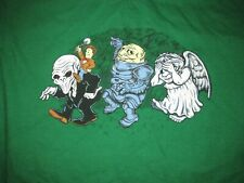 Dr. Who And Where The Wild Things Are Mash Up Tee Fury T Shirt Sz XL Silence