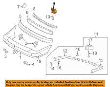 VOLVO OEM 98-00 S70 Rear Bumper-Support Bracket Right 9169448