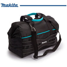 "Makita Electricians Craftsmen Large 20"" Hand Tool Bag Case Organizer with Strap"