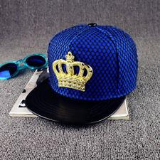 Cappelli da uomo Baseball blu senza marca