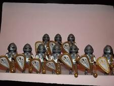 Playmobil 10 falcon Knight Figure Axes Castle New Rare Accessories crusaders