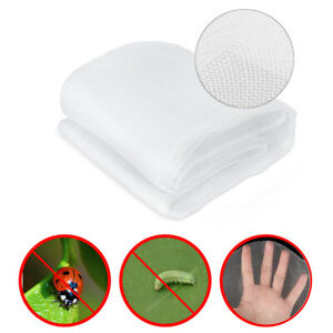 Mosquito Bug Insect Netting Anti Bird Pest Garden Plant Protective Mesh Barrier